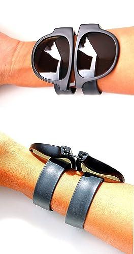Slapsee Folding Stay On Sunglasses