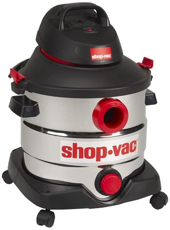 Shop-Vac 8 gallon wet / dry vac review