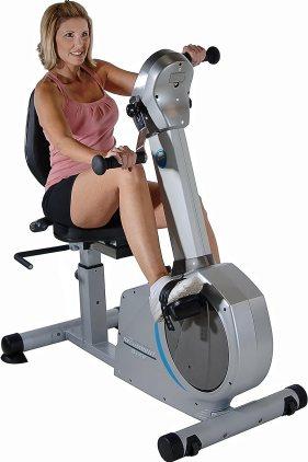 best recumbent exercise bike for seniors - Stamina Elite