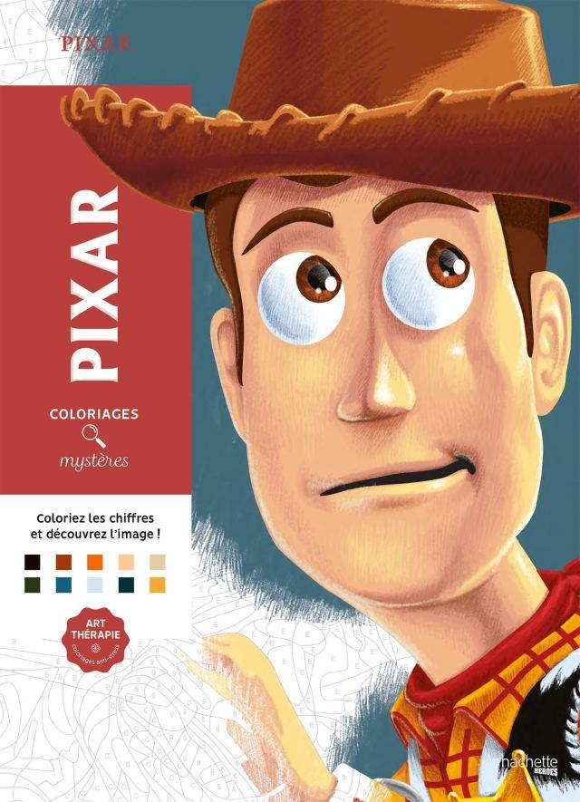 Coloriages mystères Pixar : Mariez, Jérémy: Amazon.fr: Livres