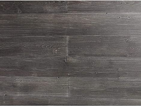 Amazon Com Art3d Wood Wall Decor Peel And Stick Wood Paneling For Walls Dark Gray 16 Sq Ft Home Improvement