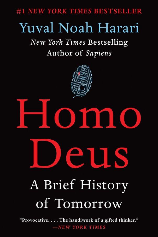 Image result for Homo Deus