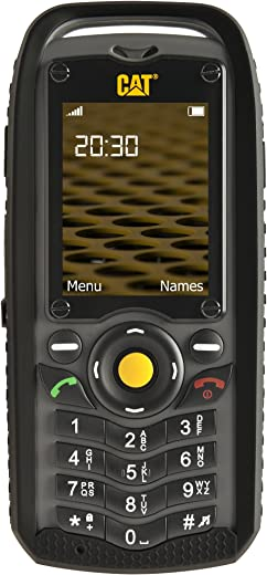 CAT B25 Ruggedised Tough Single Sim SIM-Free Phone