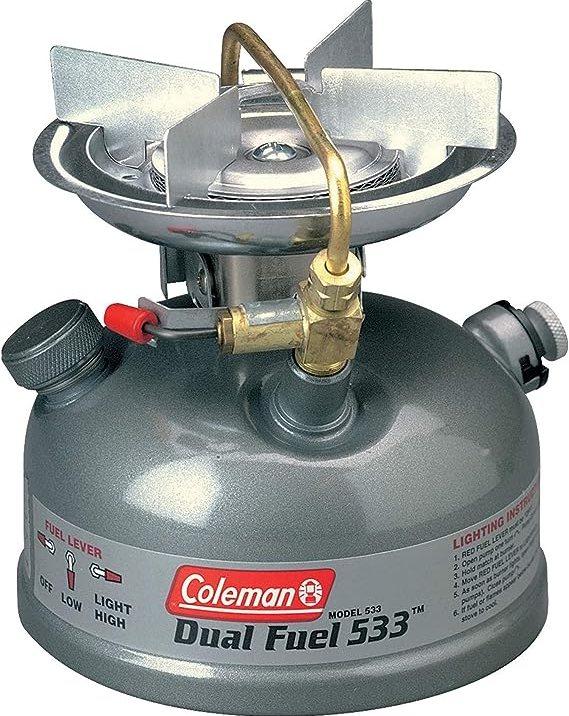 Coleman 1 Burner Dual Fuel Sporter Ii