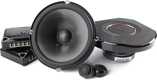 best 6 5 component speakers for bass