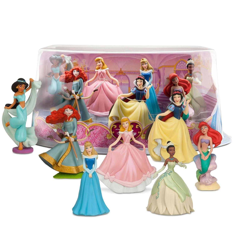 Disney Princess Mini-Figure Play Set