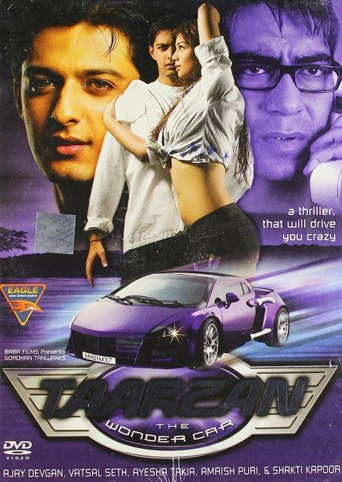 Download Taarzan: The Wonder Car (2004) Hindi Full Movie 480p   720p