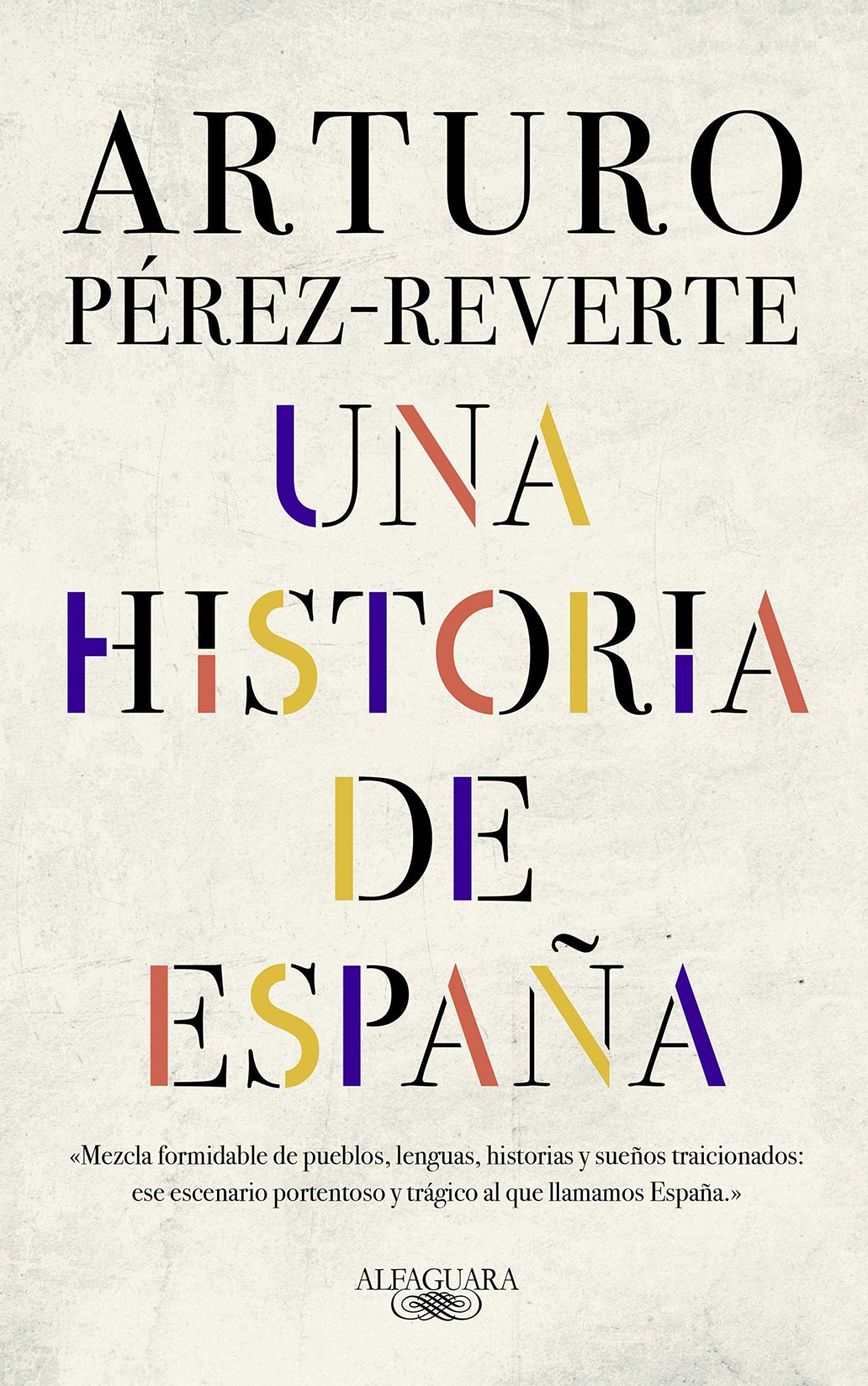 Una historia de España (HISPANICA)