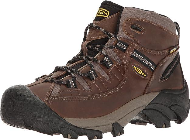 KEEN Men's Targhee II Mid Wide Hiking Shoe