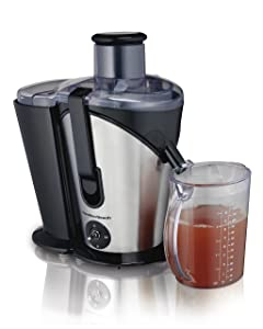Hamilton Beach Juice Extractor 2 Speed Big Mouth