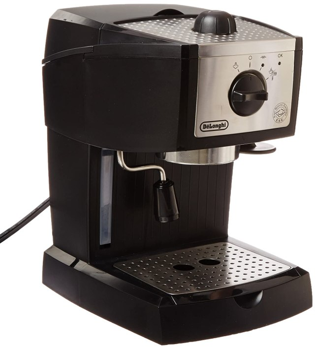 De'Longhi EC155 15 BAR Pump Espresso and Cappuccino Maker