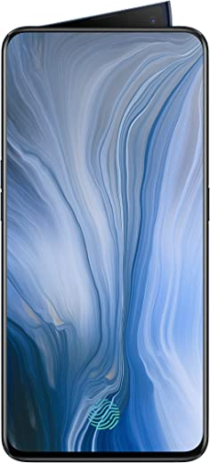 (Renewed) OPPO Reno (Jet Black, 8GB RAM, 128 GB Storage) without offer