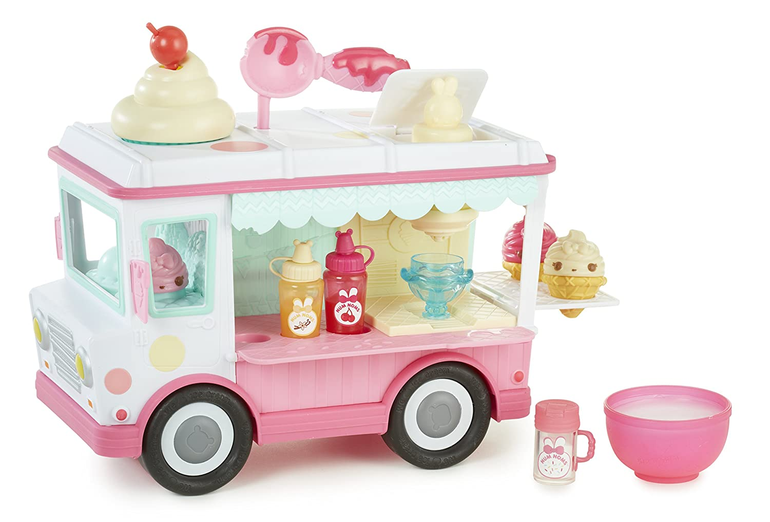 Num Noms Lipgloss Truck Craft Kit Set