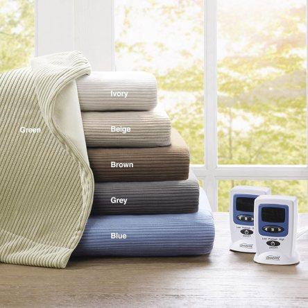 Beautyrest Electric Micro Fleece Heated Blanket Black Friday Deal