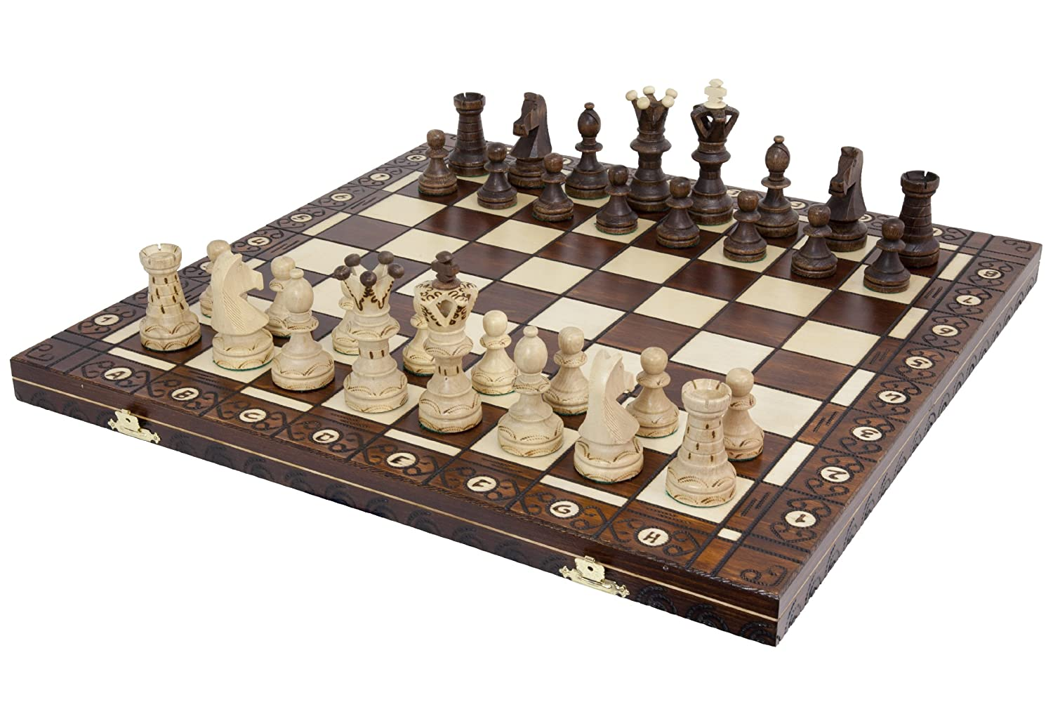 Wegiel Ambassador European Chess Game