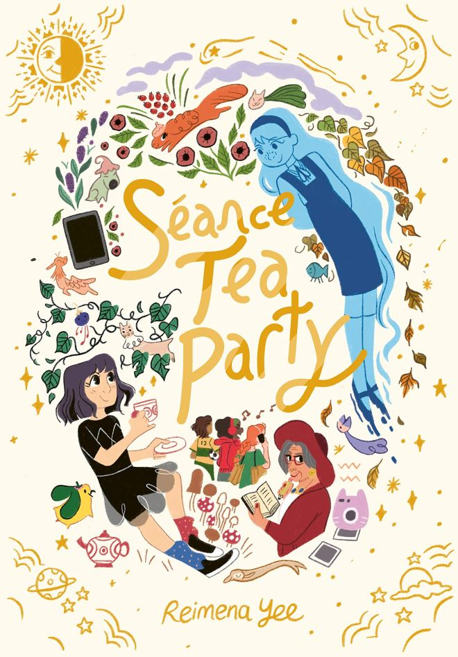 Séance Tea Party: Yee, Reimena: 9781984894151: Amazon.com: Books
