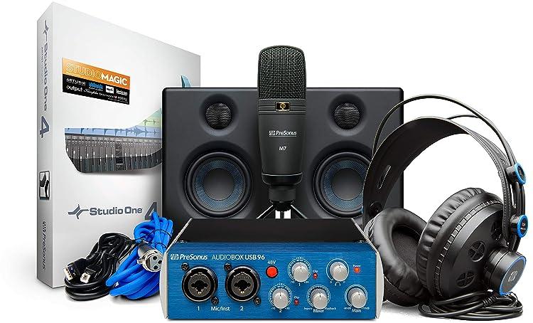AudioBox 96 STUDIO Ultimate