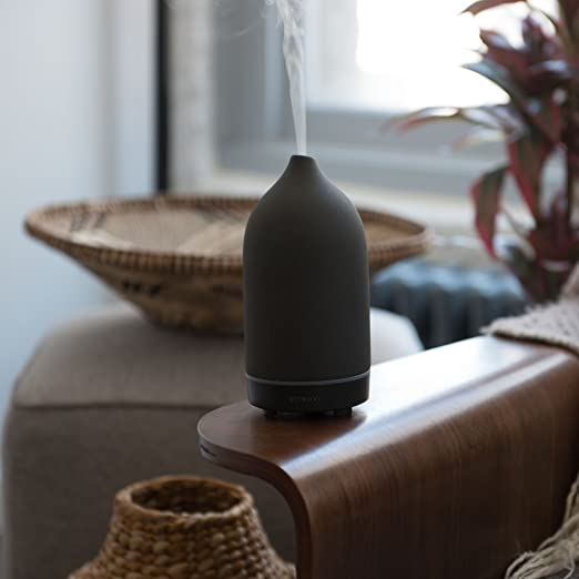 Vitruvi Stone Essential Oil Diffuser Black Friday Deal 2019