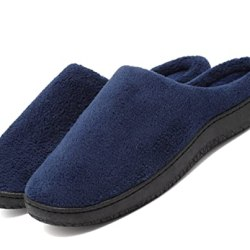 Welltree Memory Foam Slipper with Arch Support