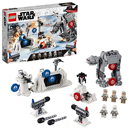 Amazoncom Lego Star Wars The Empire Strikes Back Action