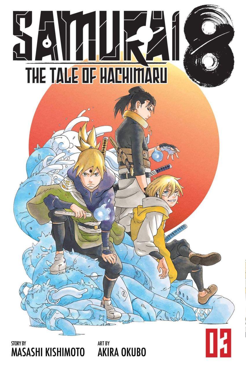 Samurai 8: The Tale of Hachimaru, Vol. 3 (3): Kishimoto, Masashi ...