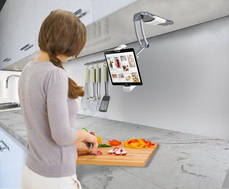 Kitchen Tablet Mount