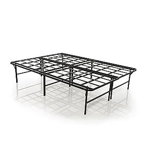 The Purple Platform Base - Mattress Foundation, Platform Bed Frame, Box Spring Replacement, Quiet Noise-Free, Maximum Under-bed Storage, Queen
