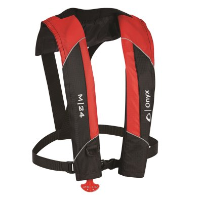 Onyx M-24 Manual Inflatable Vest