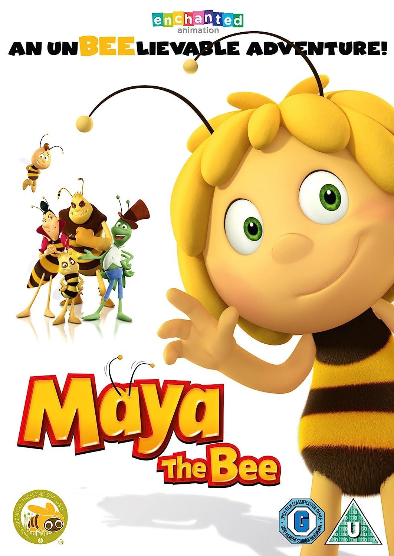 Amazon Com Maya The Bee Dvd Movies Tv