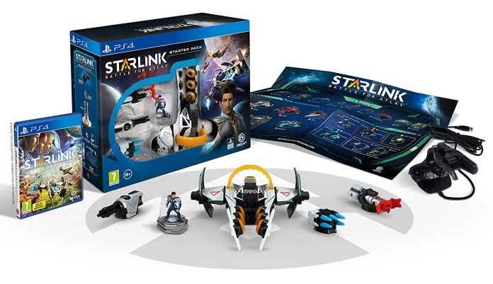 Starlink: Battle for Atlas para PS4 Starter Pack