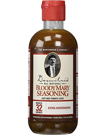 Demitri's, Bloody Mary Seasoning, Extra Horseradish - 8 oz
