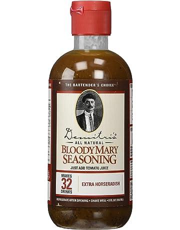 Demitri's, Bloody Mary Seasoning, Extra Horseradish - 8 oz