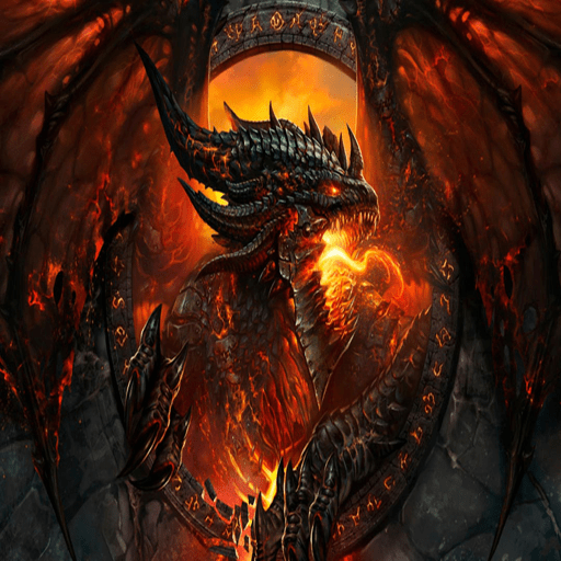 Amazon Com Fire Dragon Live Wallpaper Free Appstore For Android
