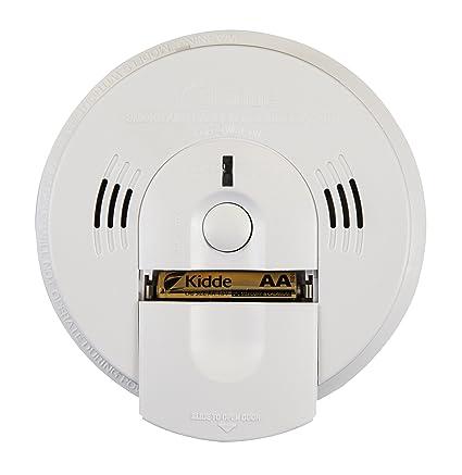 Kidde Smoke And Carbon Monoxide Alarm Blinking Red Light