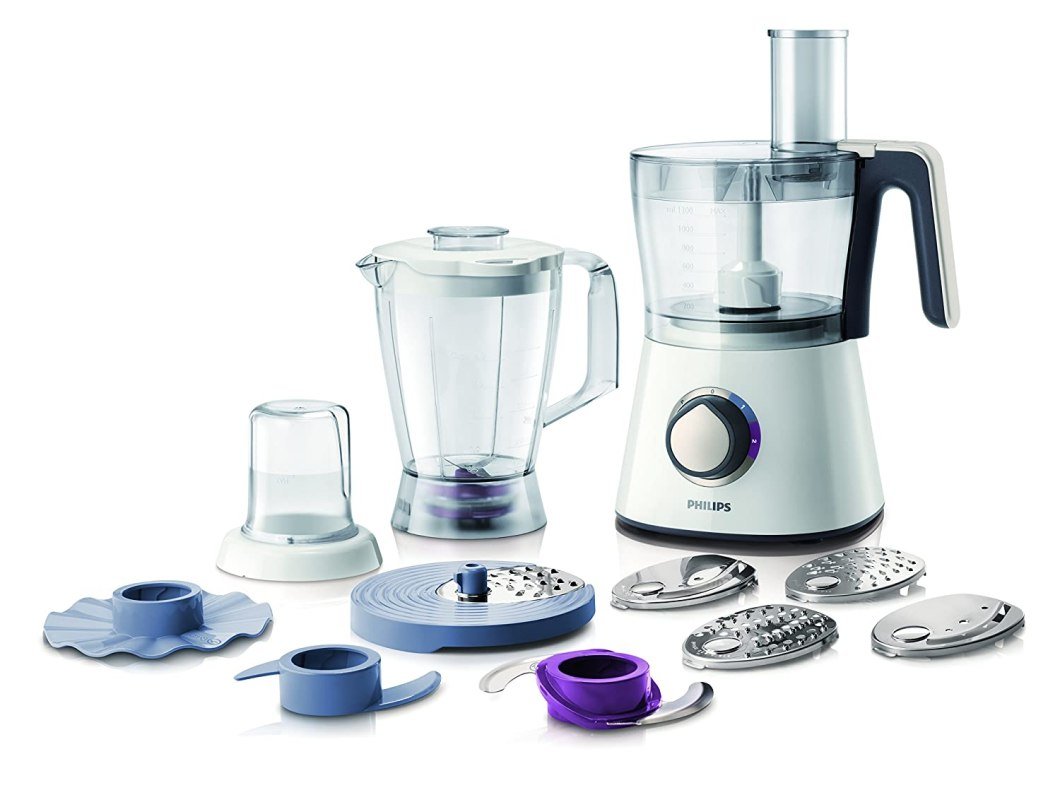 Spare Part Mixer Philips Hr 1500 Hand 1530 750 W Kitchen Food Processor Hr7761 01 With Accessories For Daily Collection Blender