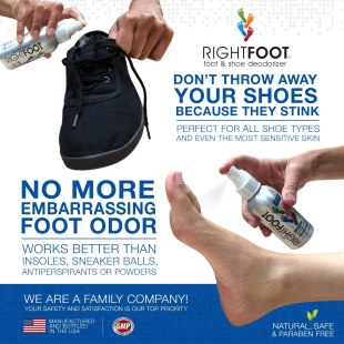 DoctorCare Plus RightFoot Spray