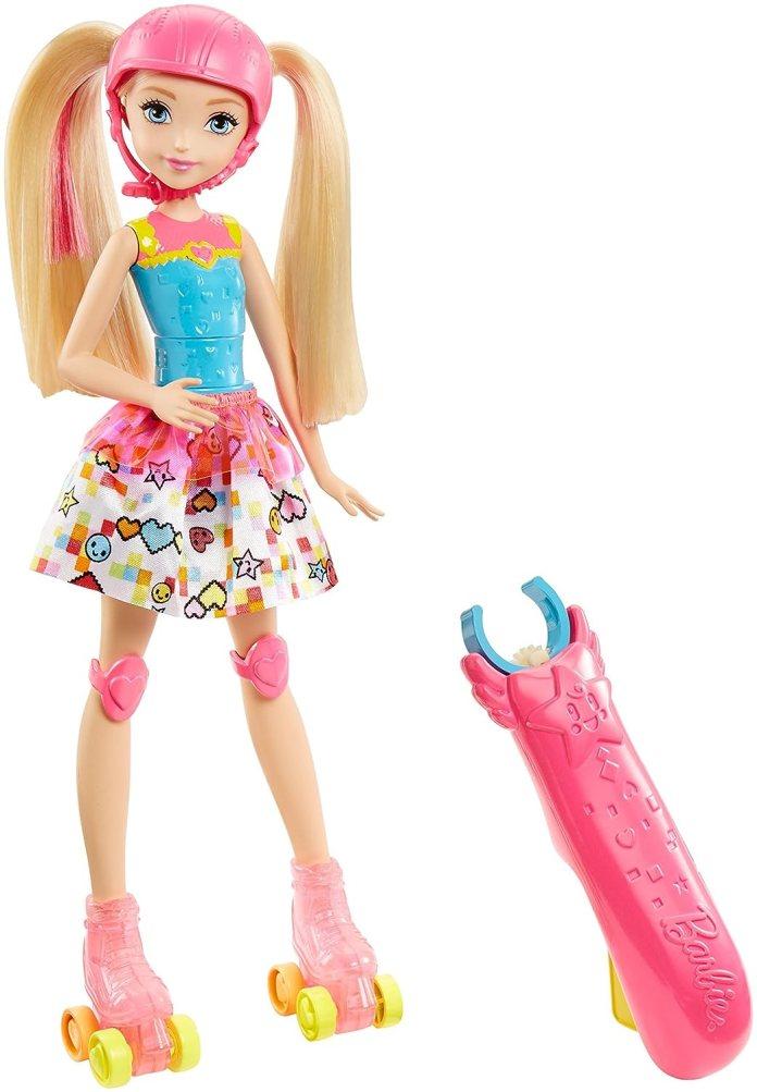 Barbie super heroína de videojuego