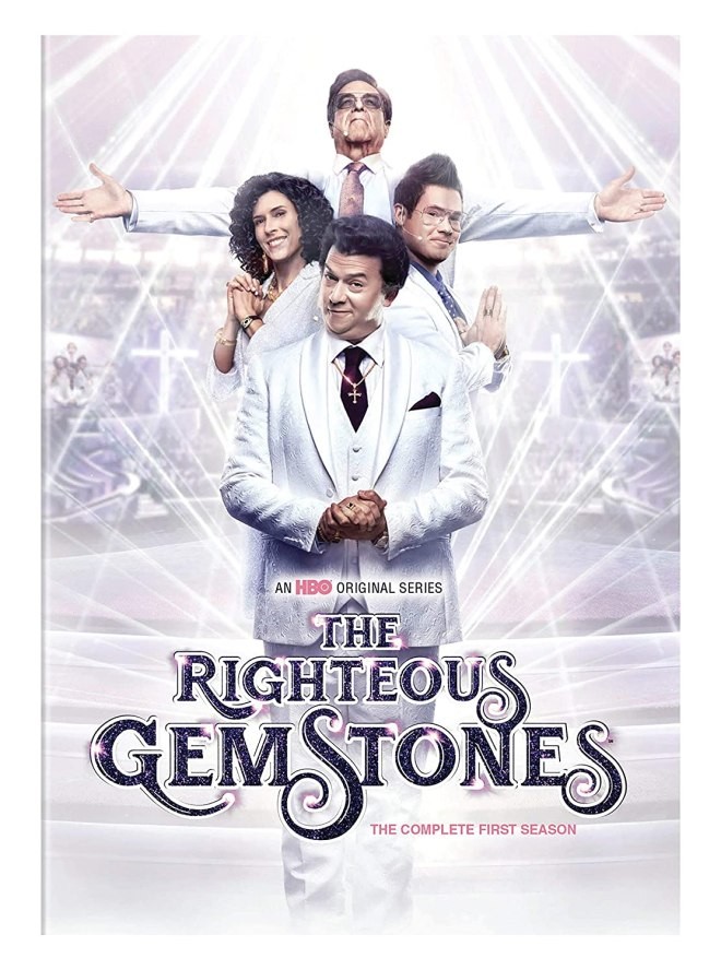 Amazon.com: The Righteous Gemstones: Season 1 (DVD): J. David Brightbill,  David Brightbill, Danny McBride, S. Scott Clackum, Justin Bourret, David  Gordon Green, Melissa DeMino, Jody Hill, John Carcieri, Jeff Fradley,  Brandon James,