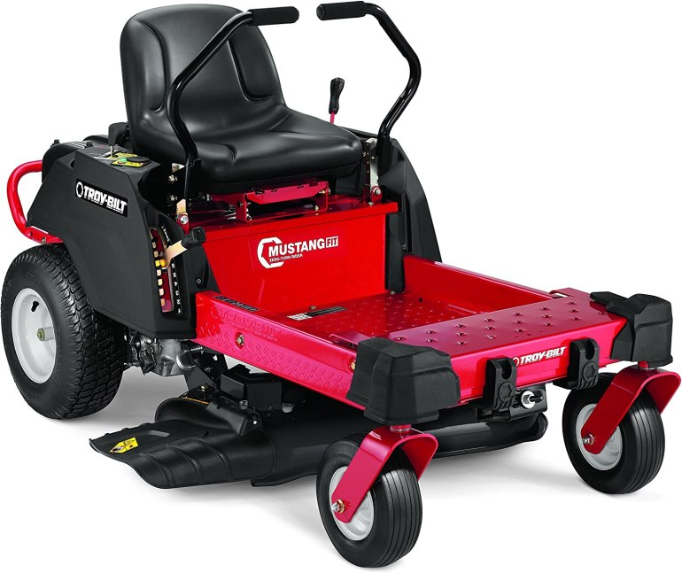 Troy-Bilt Mustang Fit Riding Lawn Mower