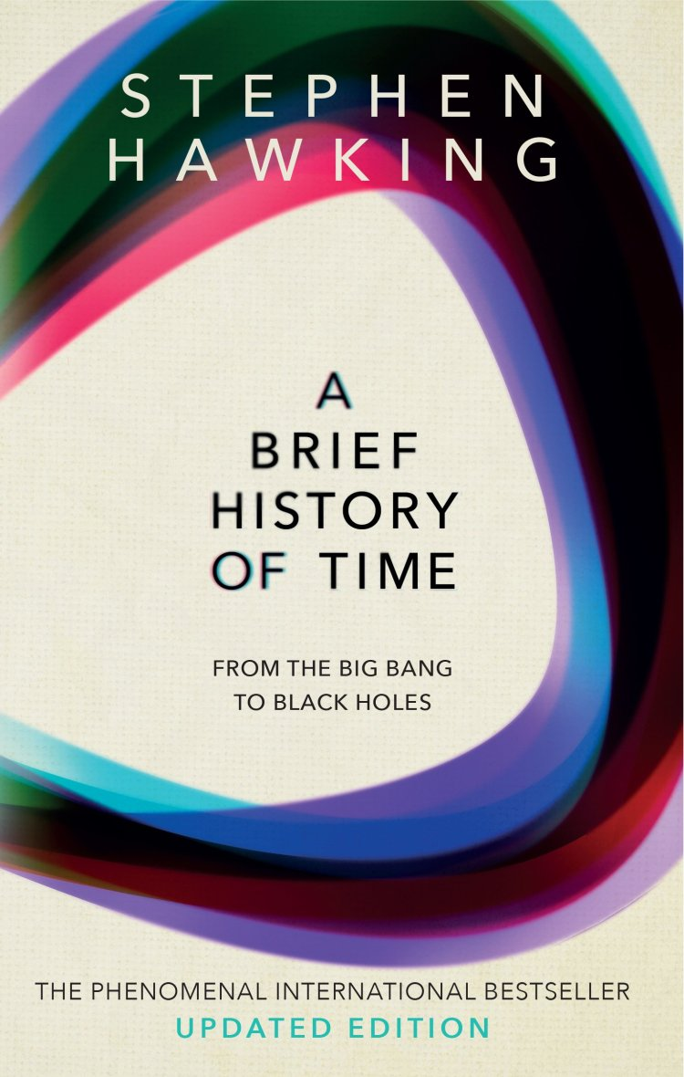 Buy A Brief History of Time: From Big Bang To Black Holes (Old ...
