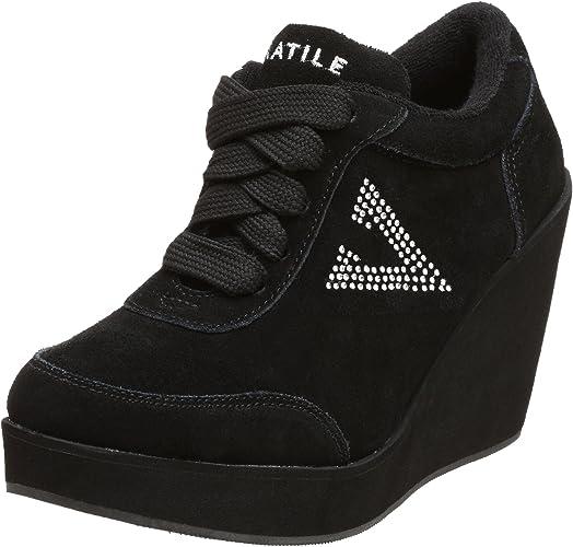 Amazon.com | Volatile Women's Cash Wedge Sneaker | Shoes