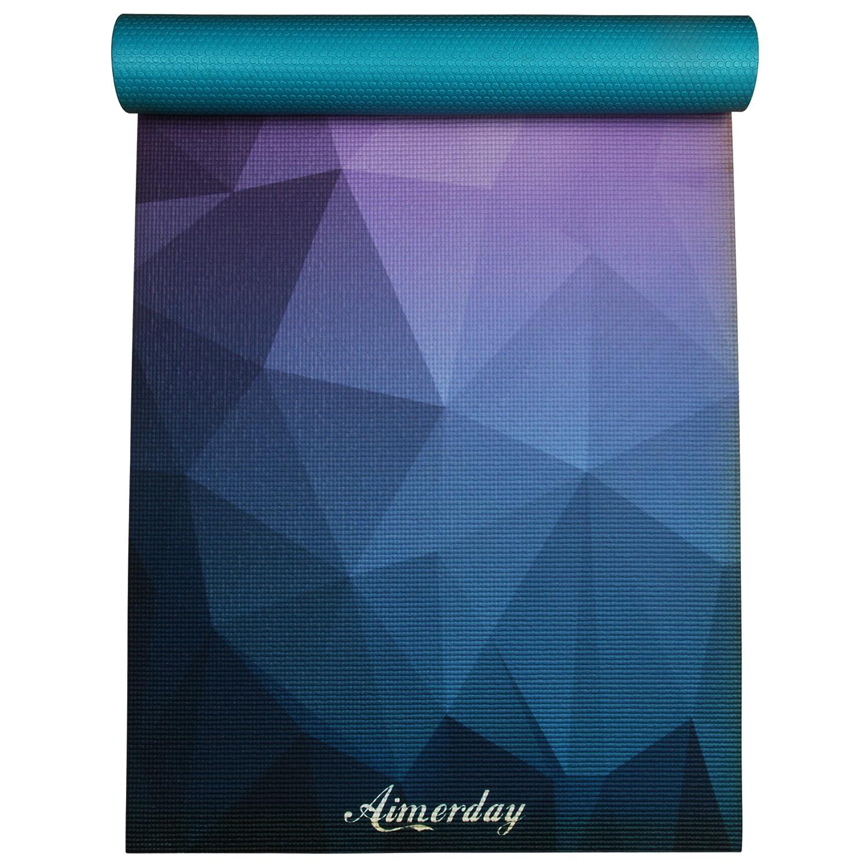 Aimerday Premium Extra Thick Yoga Mat High Density