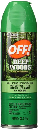 OFF! Deep Woods Review