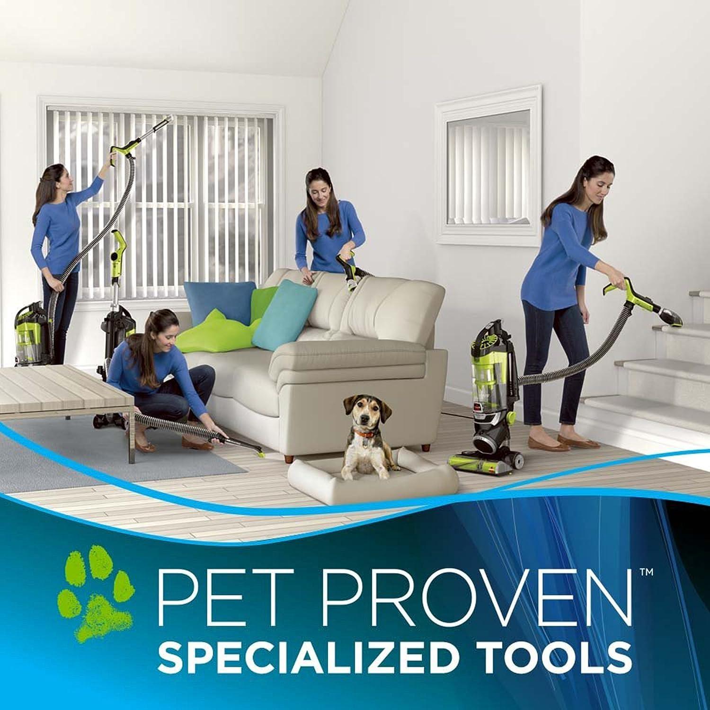 Pet Vacuum Running Review