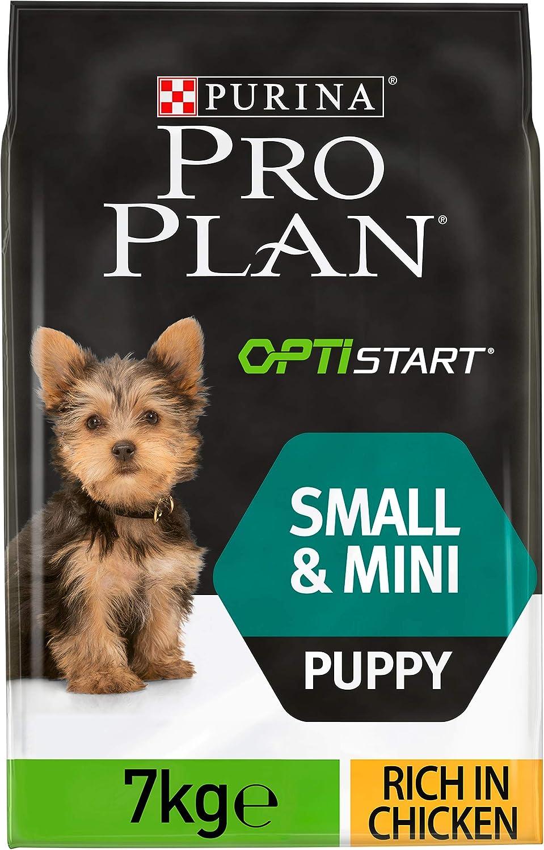 Purina Pro Plan Small & Mini Puppy OPTI Start Chicken Comida para Perros - 7000 gr