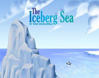 The Iceberg Sea - Children's Picture Book - Best of 2017: Rob Mascarelli,  Frank Grau Jr.: 9780998412504: Amazon.com: Books