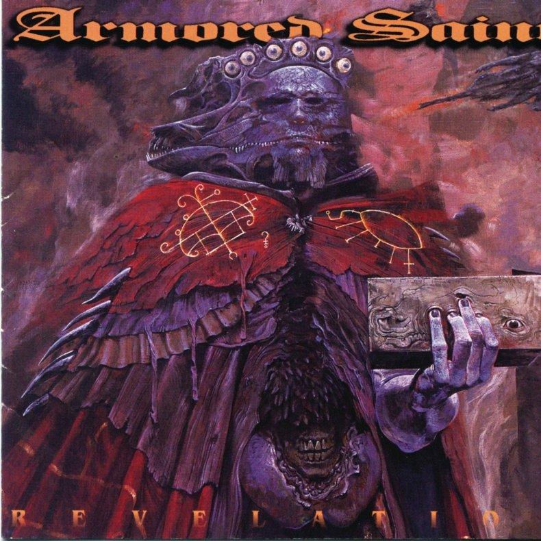 Revelation : Armored Saint: Amazon.fr: Musique