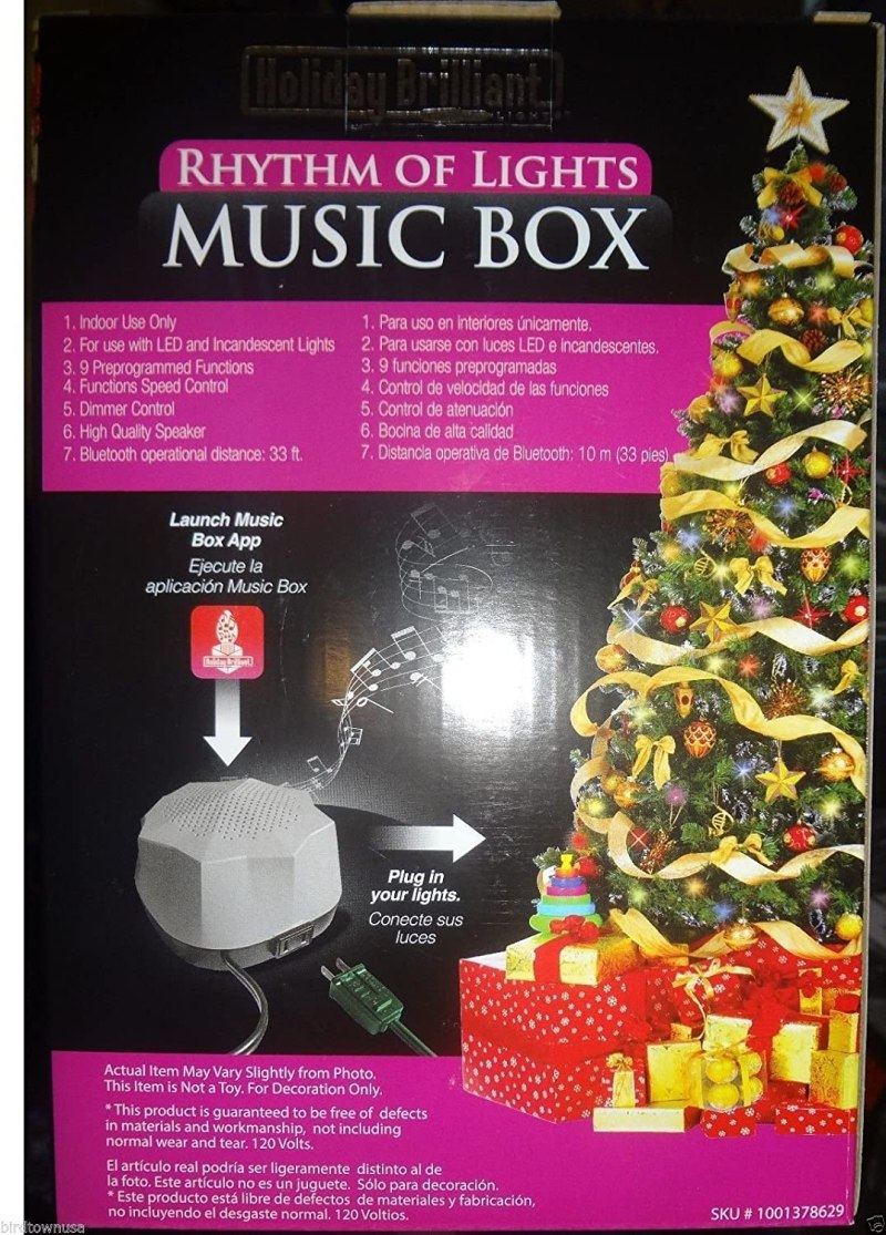 musical christmas tree light controller home design inspirations