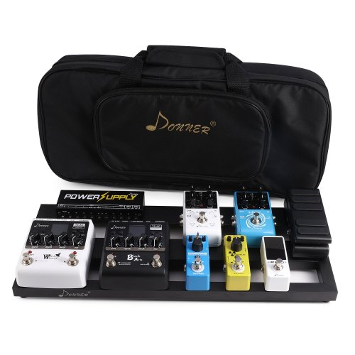 Donner Guitar Pedal Board