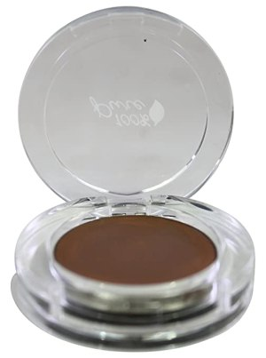 Eyebrow Fiber Powder Gel Fruit Pigmented Brunette 100% Pure